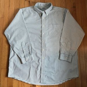 L.L. Bean Wrinkle Free Traditional Fit Button Down